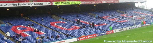 Crystal Palace FC vs Burnley