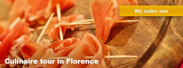 Bezoek de Sant'Ambrogio markt in Florence. Deze 3 uur durende tour is een must voor iedere culinaire liefhebber! Zorg ervoor dat je jouw tour hier boekt!