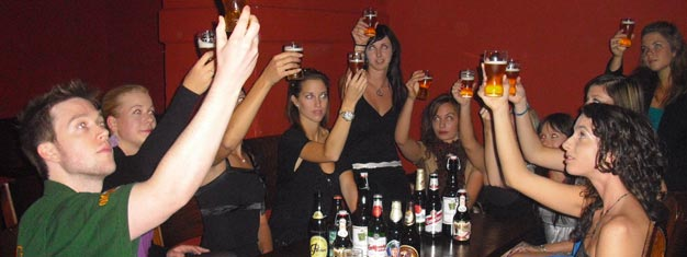 Tsjekkisk ølsmaking i Praha er noe alle ølelskere må oppleve. Kjøp billetter til tsjekkisk ølsmaking i Praha her!