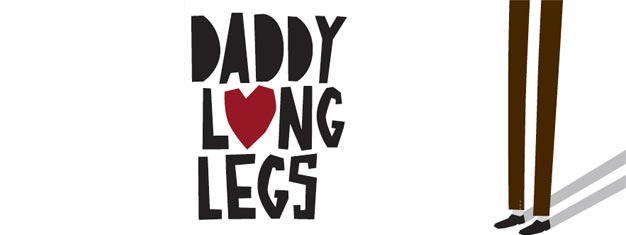Daddy Long Legs er den nye musical med kun to personer i Lodnon. Billetter til Daddy Long Legs i Londons West End kan med fordel bestilles her!