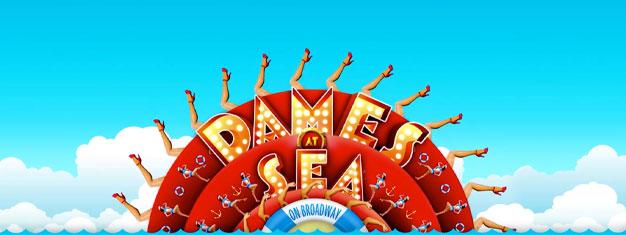 DANSES EBLOUISSANTES! CHANSONS SPECTACULAIRES! CHARMANTES DAMES!DAMTES AT SEA est une danse de claquettes joyeux célébrant l'époque d'or de la comédie musciale avec un coeur aussi grand qu'on océan.