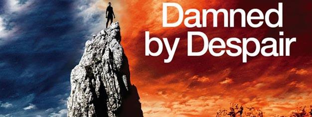 Damned by Despair i London er et kraftfuldt stykke med ægte dilemmaer. Billetter til Damned by Despair i London kan bestilles her!