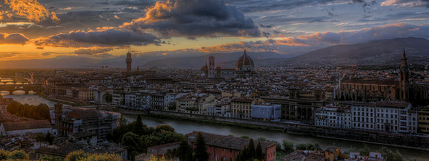 Join us for a 2 hour evening tour where your guide will tell you all about the fascinating myths and mysteries of Florence! Book your tour here!