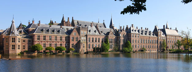 Tour to Delft and The Hague. See a Delft Blue pottery factory and get a tour of The Hague. Children from 0-3 years are free. Book now!