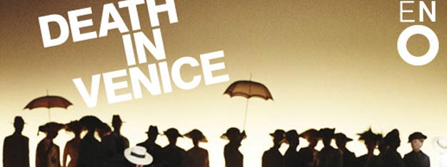 Benjamin Britten's Opera Death in Venice at London Coliseum. Tickets to Britten's Opera Death in Venice in London can be booked here!
