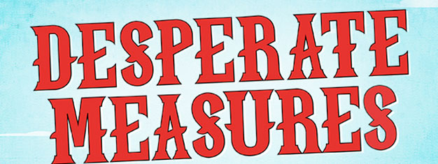 Desperate Measures on Broadway in New York is a musical comedy gone wild! Book your tickets for Desperate Measures on Broadway in New York here!