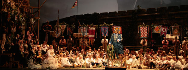Experience Die Meistersinger von Nurnberg composed by Richard Wagner at the Metropolitan Opera House in New York City. Get your tickets here.