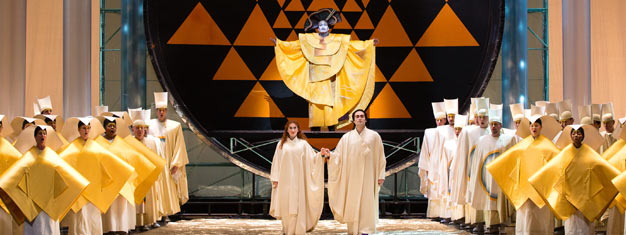 Do not miss Mozart's Die Zauberflöte (The Magic Flute) as it returns to the Met in a spectacular production. Book your tickets here!