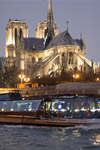 Tickets to Dinner at the Bistro Parisien & cruise