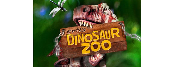 Dinosaur Zoo at Regent's Park Open Air Theatre in London. Book your tickets for Dinosaur Zoo in London here.