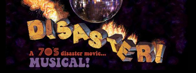 Disaster! The Musical est une comédie musicale créée en 1970 à New York qui comporte les meilleurs morceaux des années 70 !Réservez vos billets pour cette comédie musicale haute en couleur!