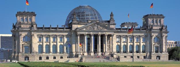 Zwiedź najważniejsze atrakcje Berlina podczas tej pieszej wycieczki po stolicy Niemiec. U nas do nabycia bilety na pieszą wycieczkę po Berlinie!