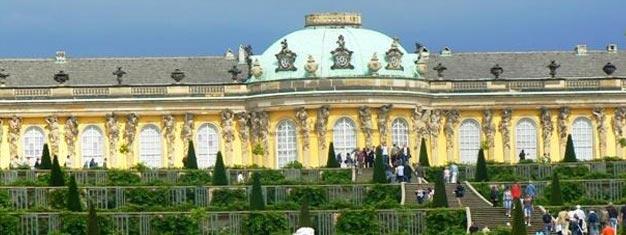 O nosso tour a pé em Potsdam, é uma ótima maneira de visitar Potsdam, quando você estiver em Berlim. Reserve um Tour a pé em Potsdam!