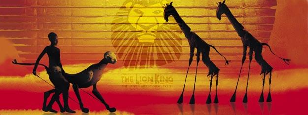 Bildresultat för lejonkungen musikal