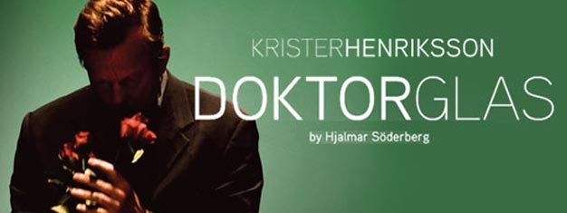 Krister Henriksson, known as Wallander in the Swedish TV series is making his West End debut in Doktor Glas in London. Tickets for Doktor Glas in London here!