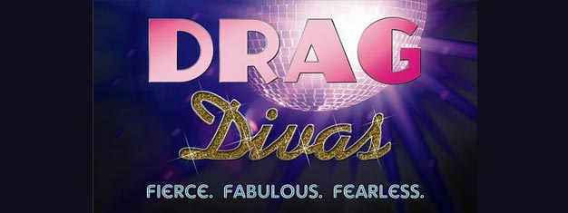 Drag Divas på Arts Theatre i London. Farlig. Fryktløs. Fantastisk. Disse Divaer mener business! Billetter til Drag Divas i London her!