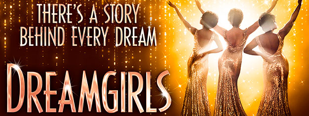 Thirty-five years after the ground-breaking original Broadway production, the premiere of the iconic musical Dreamgirls finally comes to West End in London!