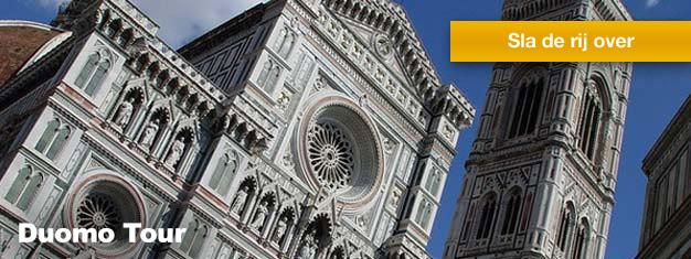 Ga op tour door de Duomo van Florence | FlorenceTickets.nl