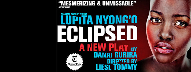 Eclipsed in New Yorkis the story of five extraordinary women. With Academy Award®-winner Lupita Nyong'o ikn the leading role. Book your tickets here!