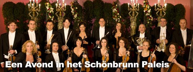 Een Avond in het Schönbrunn Paleis is onvergetelijk. Combineer uwSchönbrunn Paleis tour ticket in Wenen met een mooi diner of een concert in de Oranjerie!