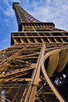 Eiffel Tower: Summit visit and tour of Paris