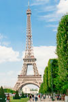 Eiffel Tower: Summit w. skip the line