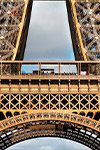 Eiffel Tower: Guided tour & summit visit