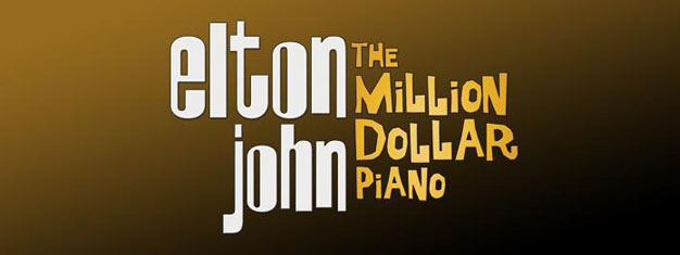 Nauti Elton Johnin 'The Million Dollar Piano'-showsta Las Vegasissa. Liput Elton Johnin 'The Million Dollar Piano'-esitykseen Las Vegasissa täältä!