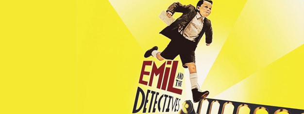 Emil and the Detectives in London is the latest family show, which comes to you in the exciting tradition of War Horse. Book tickets for Emil and the Detectives in London here!