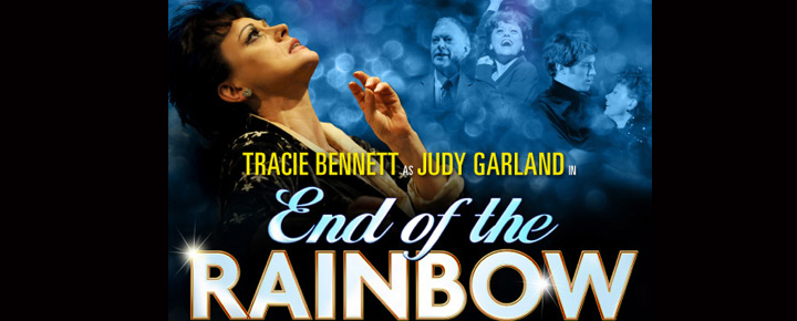 End of the Rainbow in London, is the new play and musical based on the later life of Judy Garland. Buy your tickets for End of the Rainbow in London here!