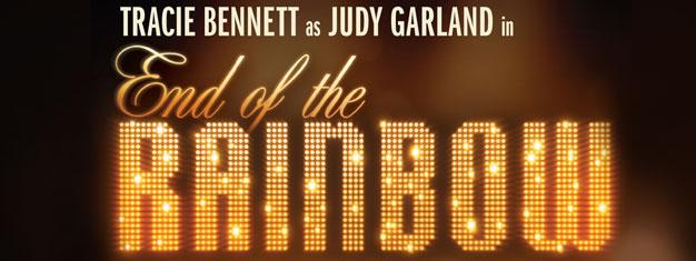 Se End of the Rainbow på Broadway i New York. Den minneverdige Judy Garland på Broadway. Kjøp billetter til End of the Rainbow i New York her!