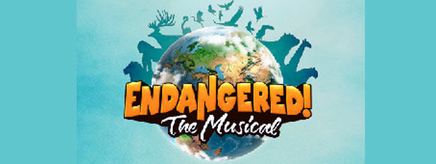 Endangered! is a multi-cultural, international and multi-species musical on Broadway in New York. Book tickets for Endangered! the Musical in New York here!