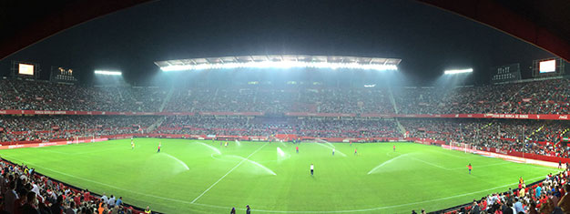 Sevilla FC vs Rayo Vallecano