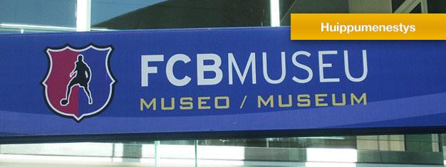 Liput kaikenlaisiin tapahtumiin Espanjan Barcelonassa. Osta liput tapahtumaan kuin tapahtumaan jalkapallo-otteluista museovierailuihin.
