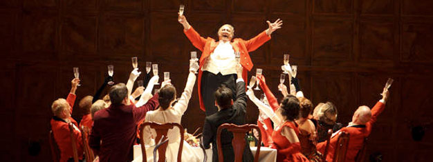 Falstaff is Giuseppe Verdi's final opera and tells the tale of a portly knight with an irrepressible appetite for life, love and laughter. Book tickets for Falstaff in London here!