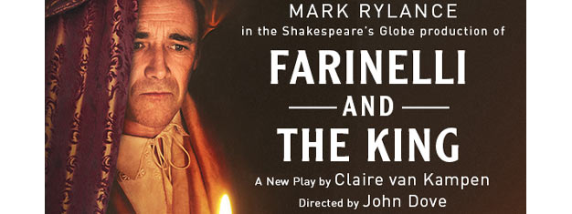 Coming to Broadway following a sold-out run on London's West End, Farinelli and the King tells the story of Philippe V, a Spanish monarch on the brink of madness. Book your tickets here!