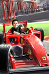Ferrari World with transfer