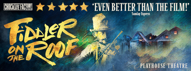 Experience the musical Fiddler on the Roof at West End in London. Book your tickets from home today and choose your own seats!