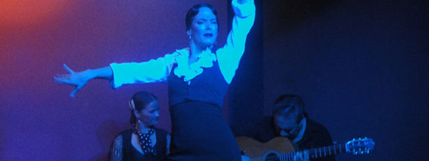 Flamenco Show at Torres Bermejas in Madrid is a real traditional Flamenco show. Tickets for Torres Bermejas in Madrid here!