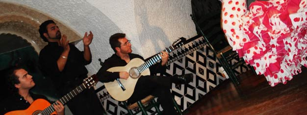 Palacio del Flamenco i Barcelona är en av stadens bästa flamenco shower! Köp dina biljetter till Palacio del Flamenco i Barcelona här!