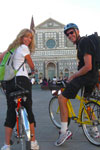 Tour in bici di Firenze
