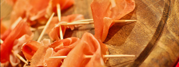 BesøkSant'Ambrogio-markedet i Firenze. Denne 3-times turen er et must for alle matelskere! Bestill turen her!