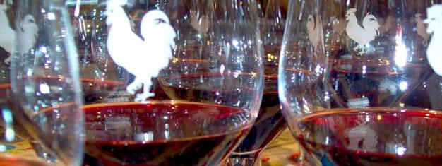 Biljetter till vinprovning i Florens. Vinprovning av toscanska viner med lokal vinexpert som guide. Boka dina biljetter till Vinprovning i Florens här.