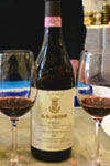 Florentinische Weinverkostung