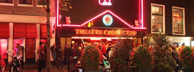 Varaa 2h kävelykierros kuuluisalle Punaisten lyhtyjen alueelle Amsterdamissa. Kuule alueen jännittävästähistoriasta. Vain aikuisille. Varaa matkasi täältä!