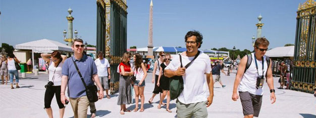 Enjoy a guided walking tour in Paris and explore the many buildings, statues, and symbols attached to the French Revolution. Book your tickets online!