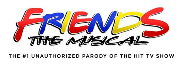 Friends the Musical Parody - The #1 musical parody of your #1 favorite TV show. Ross, Rachel, Chandler, Monica, Joey, Phoebe and Gunther are back! Book tickets here!