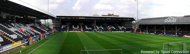 فريق فولهام Fulham FC vs Reading