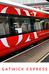 Tickets to جاتويك إكسبرس Gatwick Express