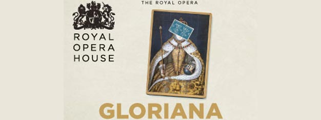 Benjamin Britten's Gloriana was commissioned by the Royal Opera House to mark the coronation of Elizabeth II in 1953. Britten's Gloriana in London here!